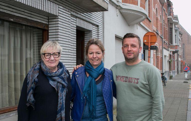 """Marie-Jeanne Maes, Mania Van der Cam en Steve Vonck , 3 van de 17 'Rolling Stones': """"We willen een warme, solidaire samenleving, maar we beseffen ook dat we niet altijd op de overheid kunnen rekenen."""""""