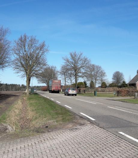 Tijdelijke verkeersmaatregelen op Enderakkers Bergeijk