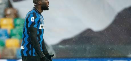 Accrochés à l'Udinese, l'Inter et Lukaku ratent l'occasion de rattraper l'AC Milan
