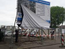 Bouw wooncomplex Wilhelminawerf van start, na twintig jaar soebatten