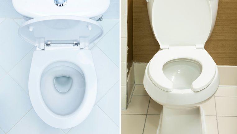 Wat Betekent Wc.Waarom Is De Wc Bril Van Een Openbaar Toilet U Vormig En Die