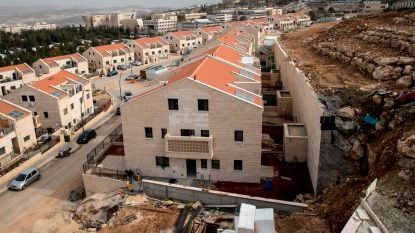 Israël keurt bouw van 2.000 kolonistenwoningen op Westelijke Jordaanoever goed