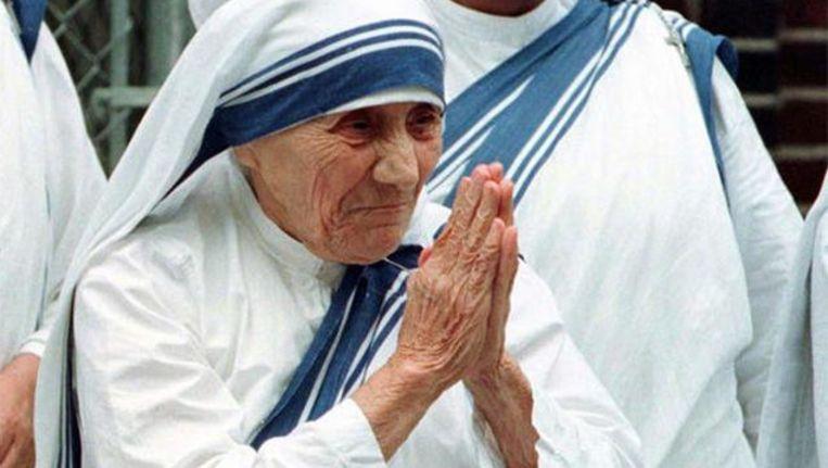5912923f782b68 Waarom Moeder Teresa