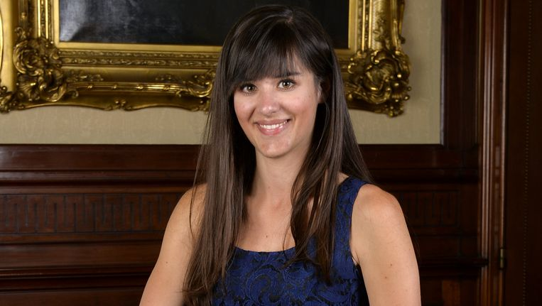 N-VA-kamerlid Yoleen Van Camp.