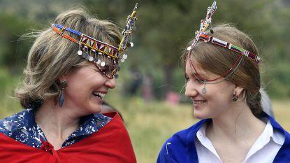 Koningin en prinses van de nomaden
