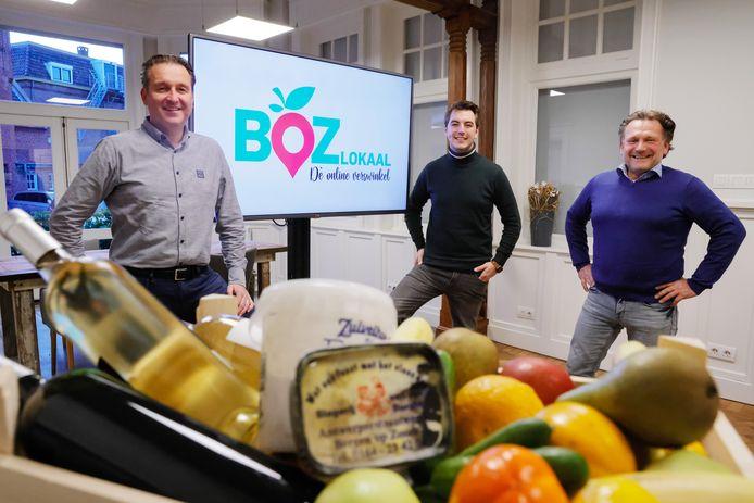Pascal van Poecke, Daan Adriaansen en Cees Bruijs, oftewel BOZlokaal, starten een nieuwe online samenwerking.