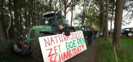 Protest met mogelijk 200 trekkers in Winterswijk tegen stikstofregels: 'Zet ons gebied niet op slot'