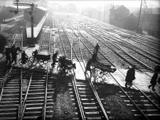 175 jaar geleden reed de eerste trein tussen Amsterdam en Utrecht
