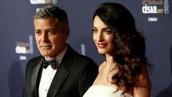 "George Clooney: ""Wat ik doe op dit moment? Vooral veel luiers verversen"""