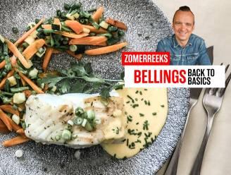 "Sterrenchef Luc Bellings keurt kabeljauw met mousselinesaus: ""Sorry, maar dit is gewoon refterkost"""