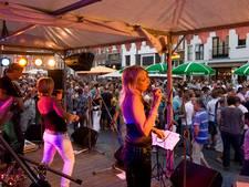 Livemuziek uit vier hoeken op Groenmarkt