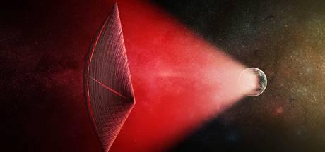 'Radioflitsen zijn energie voor buitenaardse ruimteschepen'