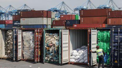 Maleisië onderzoekt illegale containers met plastic afval die uit België komen