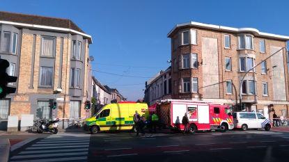 Dode na val van derde verdieping in Gent