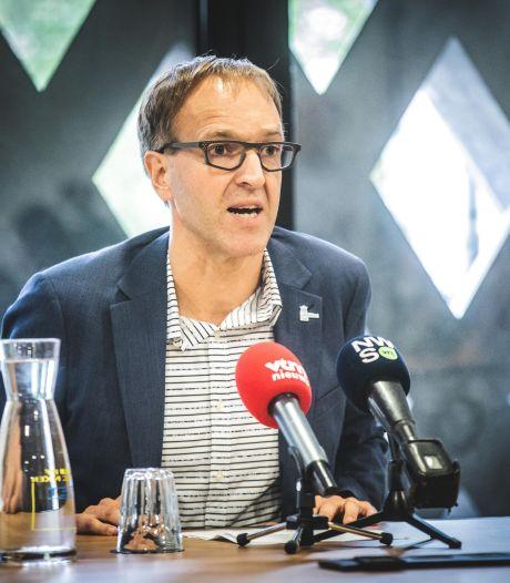 """UGent-rector Rik Van de Walle over start in code oranje: """"Ik geef grif toe: het was moeilijke beslissing"""""""