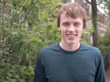 Amersfoortse Tristan (22): 'Als je uurtje vrij hebt kun je gaan gamen of ervoor kiezen om een ander te helpen'