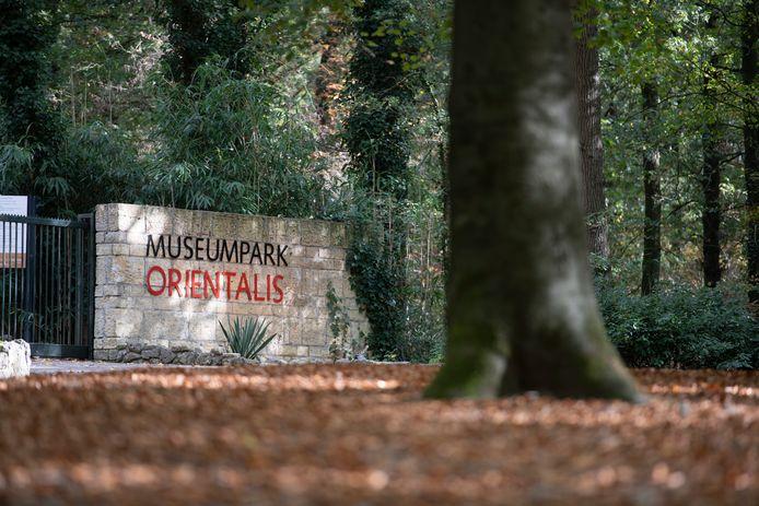 PR dgfoto Gelderlander Nijmegen - Heilig Landstichting: Museumpark Orientalis. Voor het eerst is minder dan de helft van Nederland religieus.