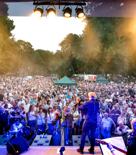 Blik, Boris en Bredase bands op Palm Parkies deze zomer