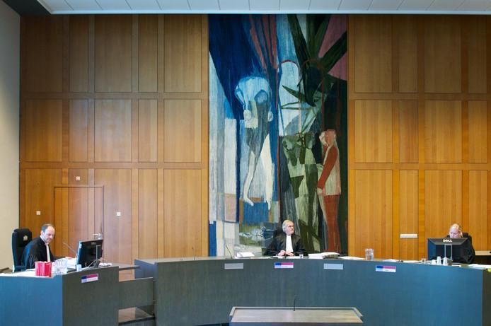 De rechtbank in Arnhem. Foto ter illustratie.