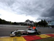 EL2: Hamilton le plus rapide à Spa-Francorchamps