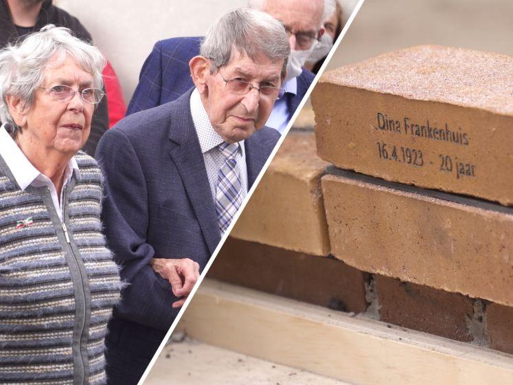 Eerste steen gelegd van Nationaal Holocaustmonument