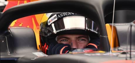 LIVE: Hamilton voorlopig de snelste, Max derde