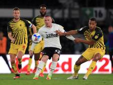 Cocu kent opnieuw slechte start met Derby County