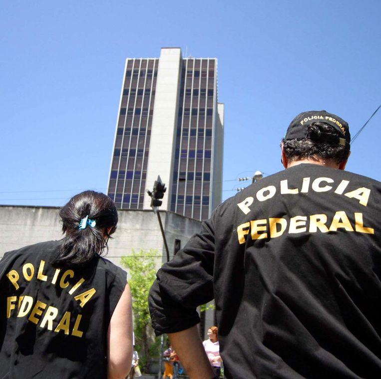 Beeld ter illustratie, Braziliaanse politie.