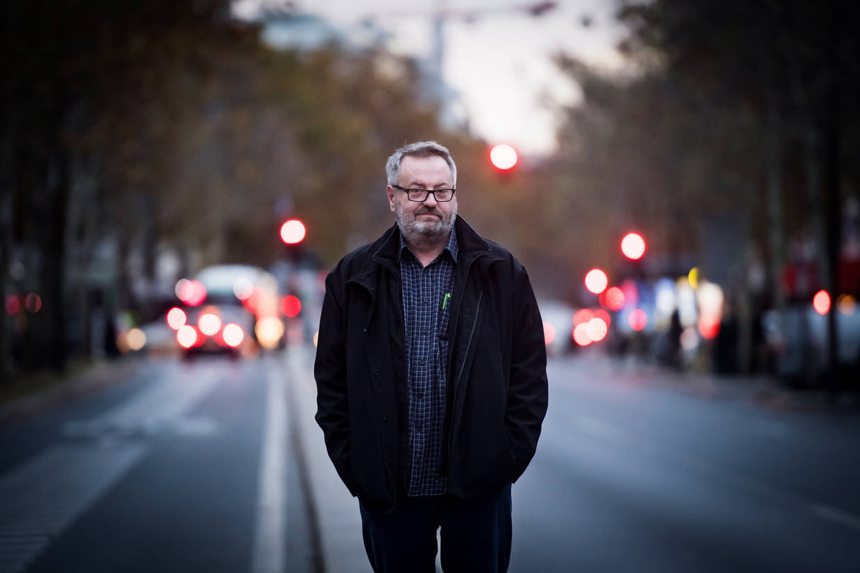 Psychiater Thierry Baubet, die teruggekeerde jihadkinderen begeleidt.