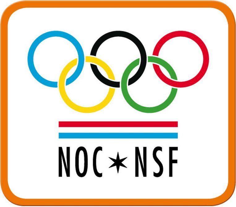 NOC NSF logo Beeld NOC NSF
