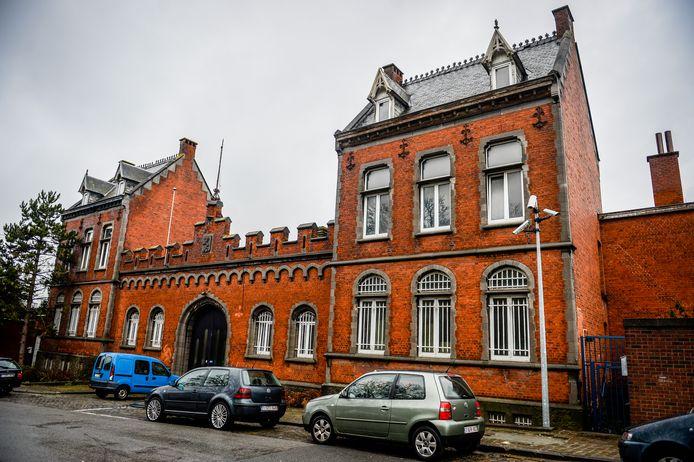 La prison de Nivelles où Marc Dutroux est incarcéré depuis 2008.