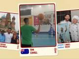 WK-bytes: Cahill als basketballer, Rode Duivels op Rode Plein