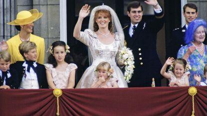 Werken prins Andrew en zijn ex Sarah aan een verzoening?