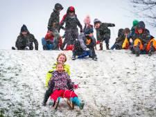 Gaat het zaterdag weer sneeuwen? 'Geen witte wereld, maar zeer lokaal mogelijk'