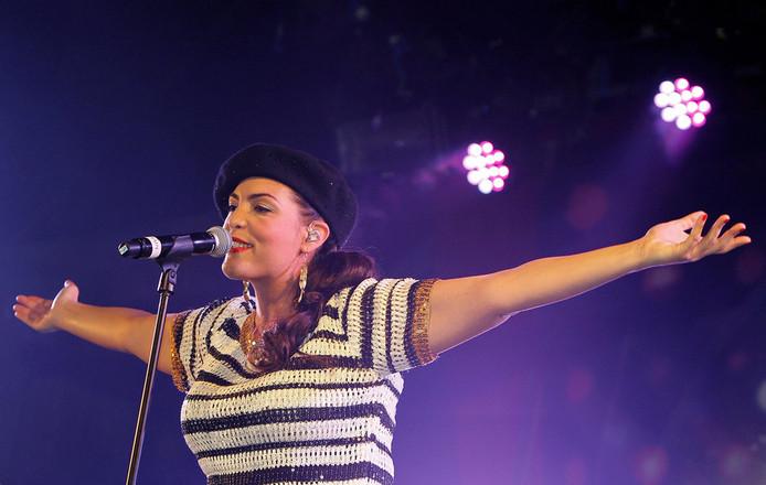 Caro Emerald, een van de artiesten die gebruikmaakte van de regeling.