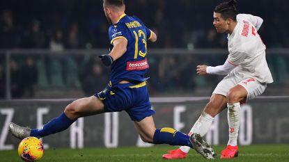 Leider Juventus lijdt verrassende nederlaag tegen Hellas Verona