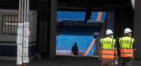 Geen Bernabéu voor Real Madrid in restant van La Liga-seizoen