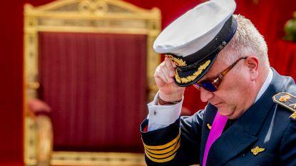 Prins Laurent in beroep tegen dotatiesanctie opgelegd door regering