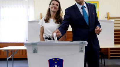 Conservatieve antimigratiepartij wint Sloveense verkiezingen