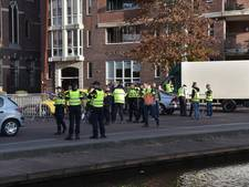Patsercontrole aan de Haven in Breda