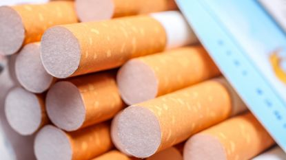 Dieven aan de haal met sigaretten uit automaat