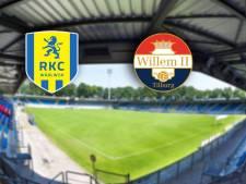RKC Waalwijk - Willem II
