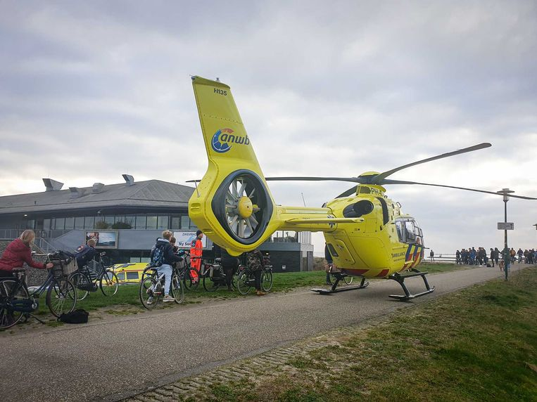 Afgelopen februari verdronk de 11-jarige Adonay Berhein het zwembad in Lemmer.  Beeld ANP