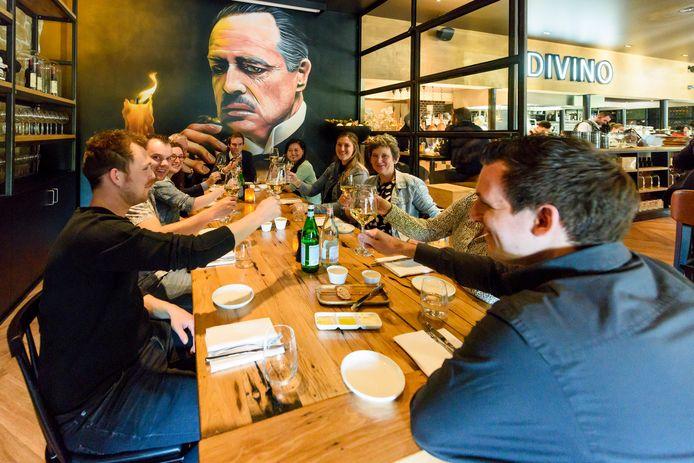 Restaurant Divino in Hapert kreeg het stempel Bib Gourmand.