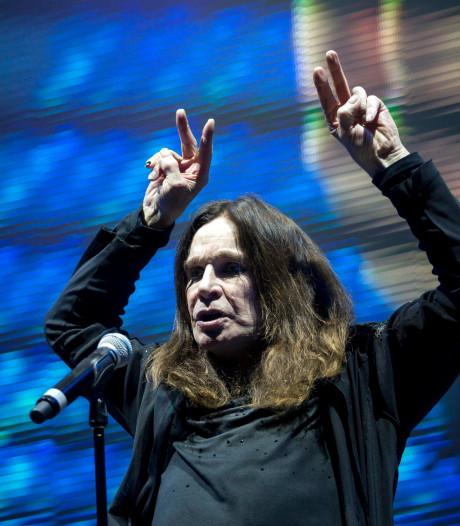 Ozzy Osbourne zegt tournee af wegens ziekte