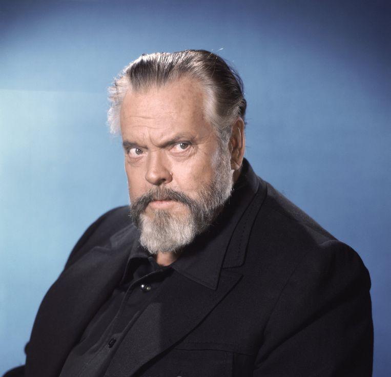 Regisseur Orson Welles. Beeld Getty
