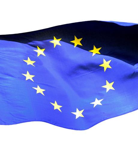 Breda hangt de vlag uit voor Europa