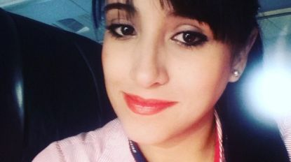 Stewardess die Chapecoense-crash overleefde na 2,5 jaar weer de lucht in