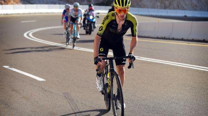 Yates wint afgetekend op Jebel Hafeet en neemt optie op eindwinst in UAE Tour