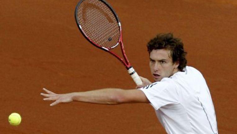De Letse tennisser Ernests Gulbis. ANP Beeld